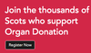 Join the thousands of Scots who support Organ Donation